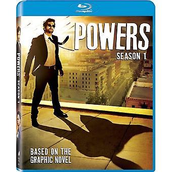Powers: Season 1 [BLU-RAY] USA import