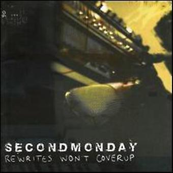 Tweede maandag - herschrijft niet Cover Up [CD] USA importeren
