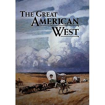 Great American West [DVD] USA import