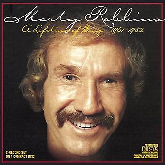 Marty Robbins - levensduur van Song (1951-1982) [CD] USA importeren