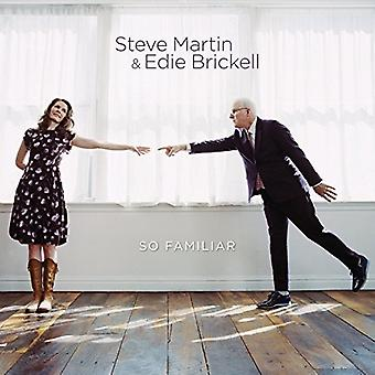 Martin, Steve / Brickell, Edie - zo vertrouwd (Bn) [Vinyl] USA import