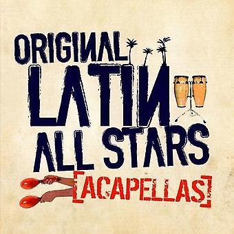 Originele Latijnse All Stars - Acapellas [CD] USA importeren
