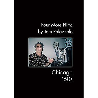 Four More Films by Tom Palazzolo-Chicago '60s [DVD] USA import