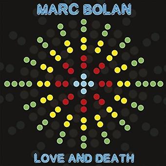 Marc Bolan - Love & Death [Vinyl] USA import