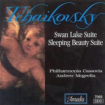 P.I. Tchaikovsky - Tchaikovsky: Swan Lake, Sleeping Beauty Suites [CD] USA import