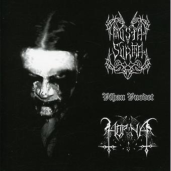 Horna / Musta Surma - Viha Vuodet [CD] USA import