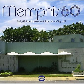 Memphis 60 - Soul R&B & Proto Funk From Soul City Usa [CD] USA import