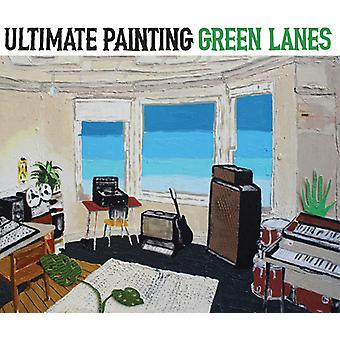 Ultimate Painting - Green Lanes [CD] USA import