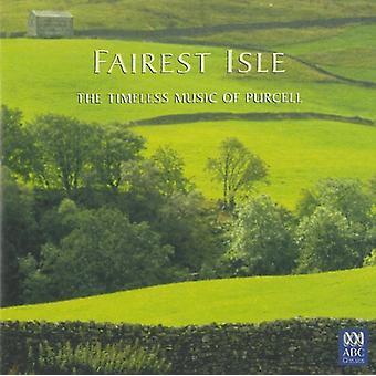 Various Artist - Fairest Isle [CD] USA import