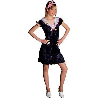 Kinder Kostüme Mädchen Seemann Mädchen