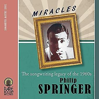 Philip Springer - Miracles: The Songwriting Legacy of the [CD] USA import