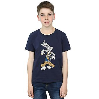 Looney Tunes Bugs Bunny Rapper T-Shirt Boys