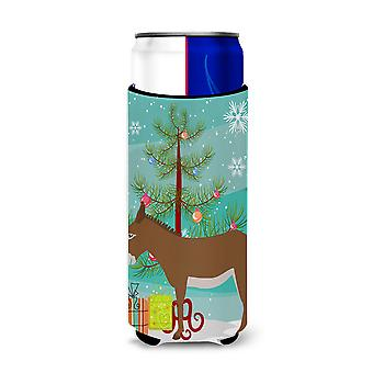 Cotentin Donkey Christmas Michelob Ultra Hugger for slim cans