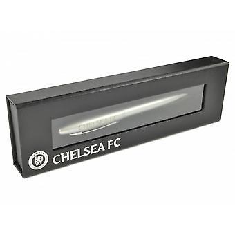 Chelsea FC officiella fotboll etsade penna