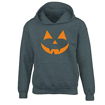 Halloween Originals Face Scary Kids Hoodie 10 Colours (S-XL) by swagwear