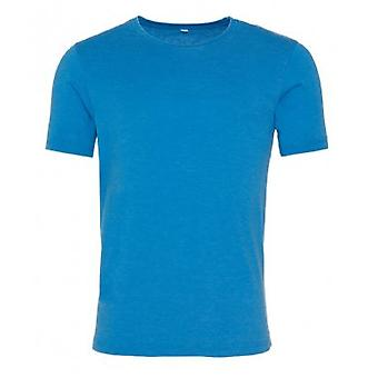 AWDis Mens Washed T Shirt