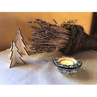 Kerzenständer, Ø 8,5 cm, ↑4 cm, Tradition 32, BSN J-292