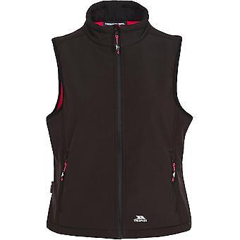 Overtredelse kvinners/damer Norma Lightweight Softshell Bodywarmer vest