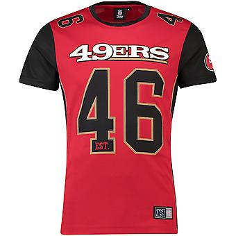 Majestic mesh polyester Jersey shirt - San Francisco 49ers