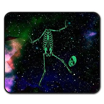 Dance Skeleton Rock  Non-Slip Mouse Mat Pad 24cm x 20cm | Wellcoda