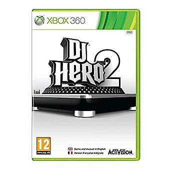 DJ Hero 2 (Xbox 360)-nieuw