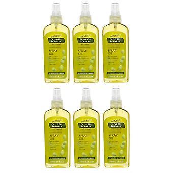 Palmers olivenolje Spray olje 150ml (6-Pack)