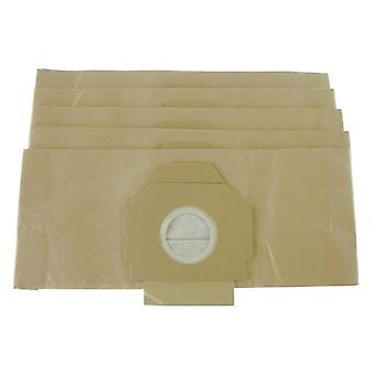 Sacchetti di polvere carta aspirapolvere Moulinex Powerclean