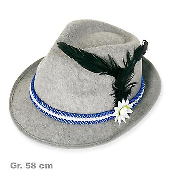 Bavarian hat with feather Bavarian Oktoberfest
