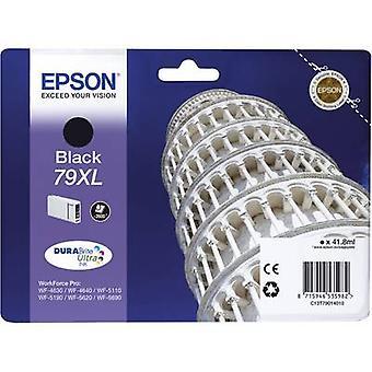 Epson inkt T7901, 79XL originele zwarte C13T79014010