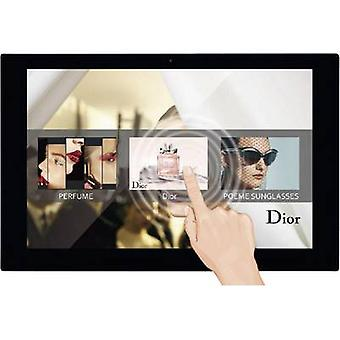 Braun Germany DigiFrame Digital photo frame 35.6 cm 14 inch 1920 x 1080 p 8 GB Black