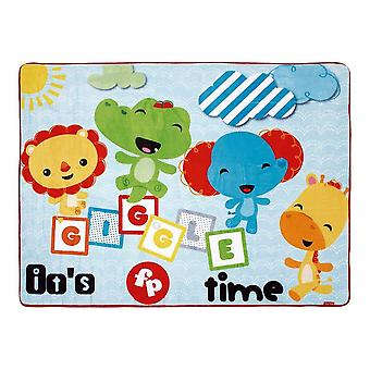 Fisher-Price 117x157cm sovrum matta