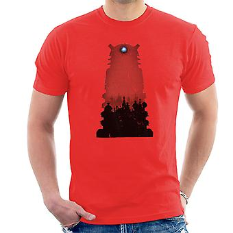 Doctor Who Shadowfield Dalek t-paidat