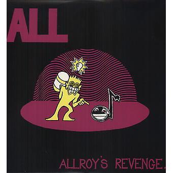 All - Allroy's Revenge [Vinyl] USA import