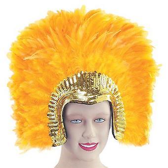 Pióro Headddress Golddeluxe.