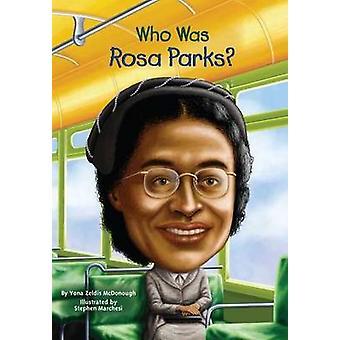 Wie Was de Rosa Parks? door Yona Zeldis McDonough - 9780448454429 boek