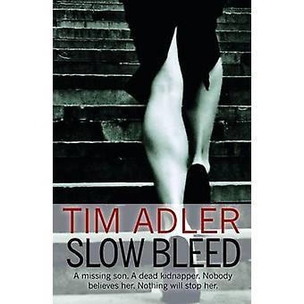 Slow Bleed by Tim Adler - 9781911331278 Book