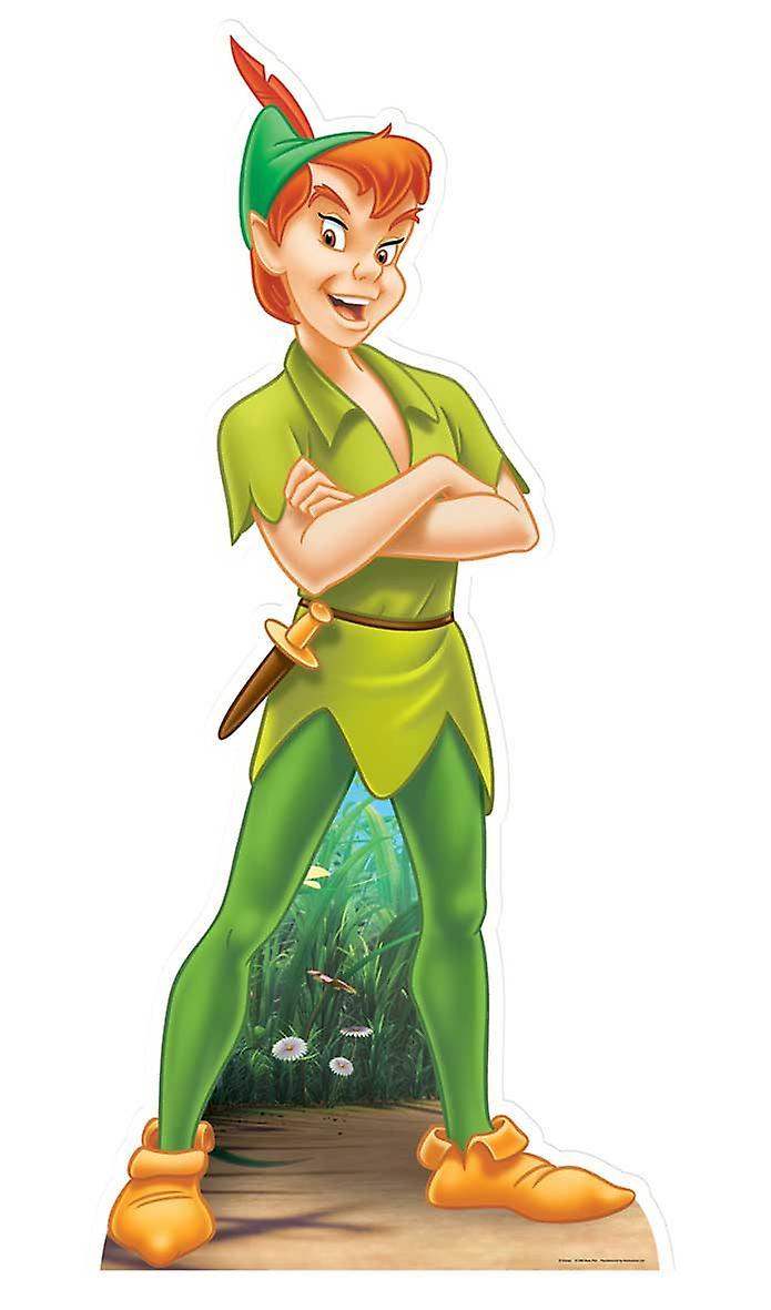 Peter Pan Disney Lifesize Cardboard Cutout Standee Fruugo