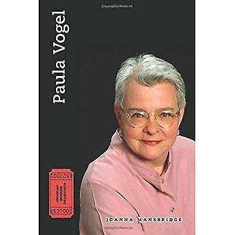 Paula Vogel (Michigan Modern Dramatists)