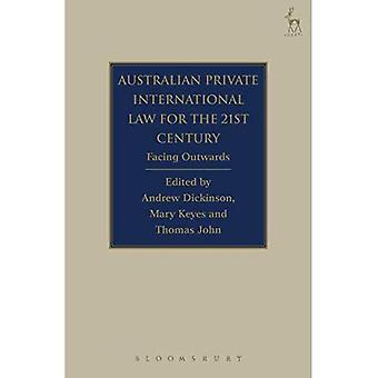 Australiska privat internationell rätt för 2000-talet: vänd utåt (studier i internationell privaträtt)