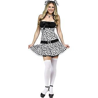 Lady Dalmatian Adult Costume
