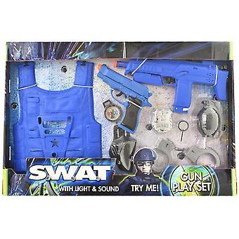 Juego de pistola SWAT policía 2