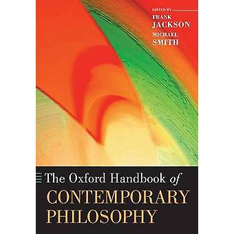 Oxford handboken av samtida filosofi av Jackson & Frank