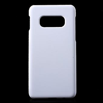 Samsung Galaxy S10e Powłoka w twardym plastiku - Biały