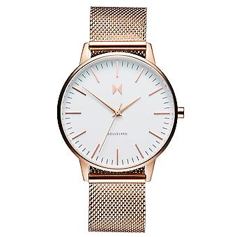 MVMT Boulevard Malibu Women's Watch Watch Stainglass stainless steel MB01-RGWM