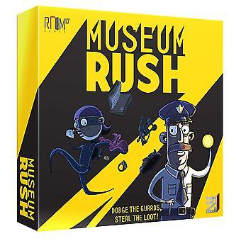 Muzeum Rush gry karciane