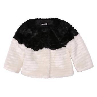 Byblos Kids pelliccia giacca bambino-unico