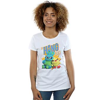 Disney Women's Toy Story 4 It's Hang Time T-Shirt
