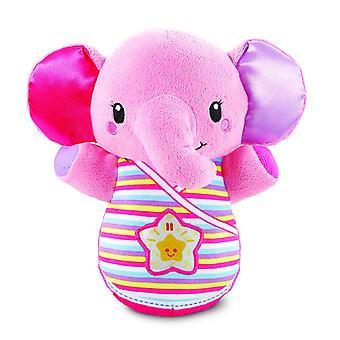 VTech 508653 Snooze och lugna Elephant rosa