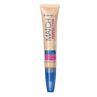 Rimmel Match Perfection 2in1 Concealer & Highlighter - 040 Soft Beige