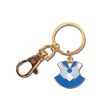 Key Chain - Sailor Moon - New Sailor Mercury Costume Toys Licensed ge38514